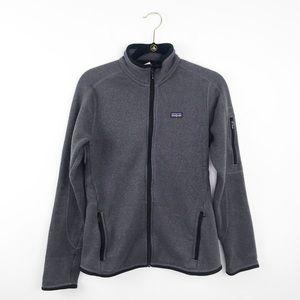 Patagonia zipper fleece jacket